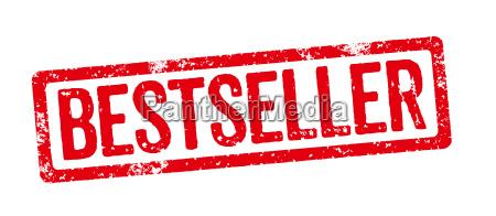 red stamp bestseller
