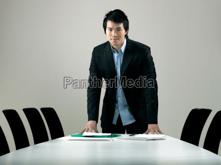 young business man portrait