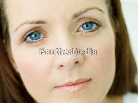 a close up portrait of a
