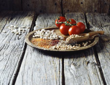 naturaleza muerta comida bienestar madera maduro