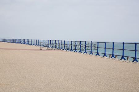 azul al aire libre inglaterra costa