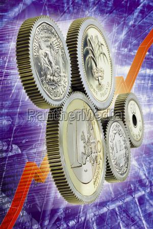 medios de pago moneda europa mercado