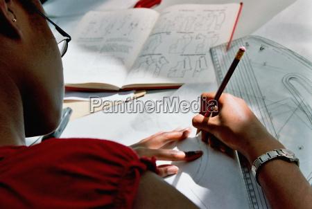 estudiante de educacion superior