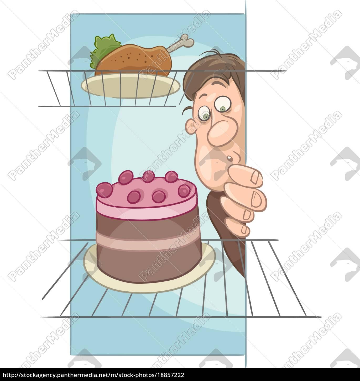 dibujos de dietas graciosas