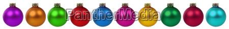 christmas balls christmas many colorful decoration