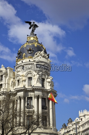 paseo viaje estatua cupula europa espanya