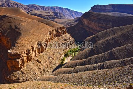 vista del paisaje de las montanyas