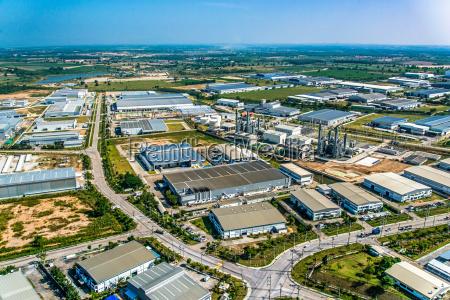 land development industrial estate manufacturer