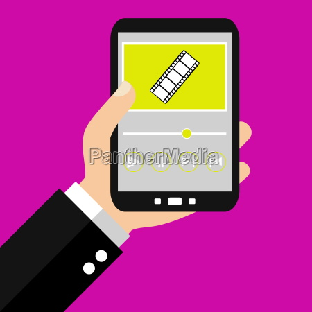 watch videos with your smartphone