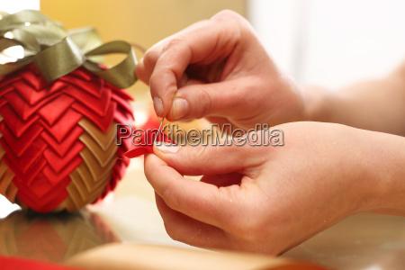 navidad bola de cristal fabricacion villancicos