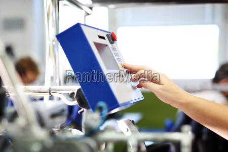 planta de produccion funcionamiento de la