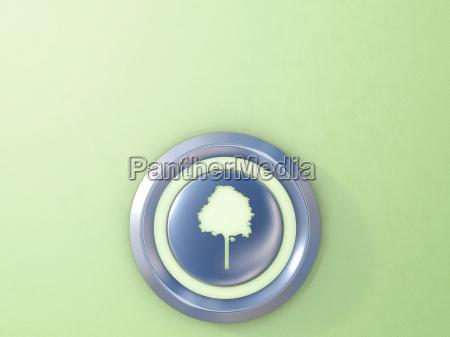 medio ambiente arbol verde comunicacion ilustracion