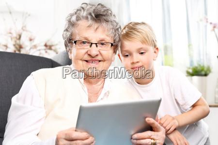 abuelo abuela abuelita viejo maduro las