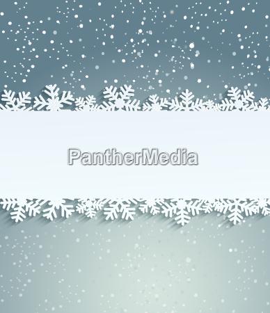 invierno fondo de navidad
