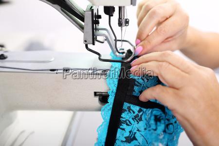 coser ropa interior coser en la