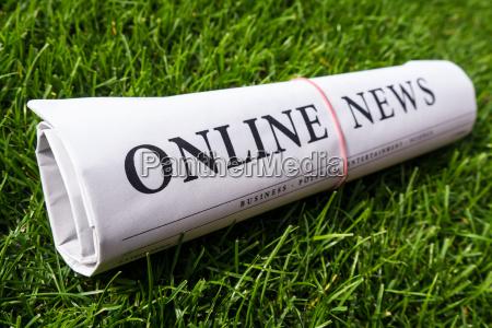 online news newspaper