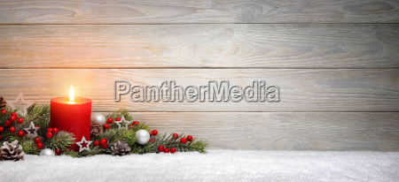 christmas or advent background wood a