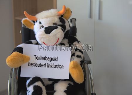 silla de ruedas oficina animal de
