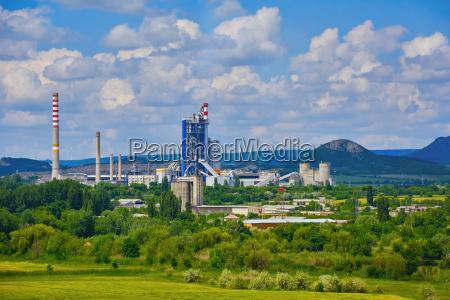 planta de cemento en bulgaria