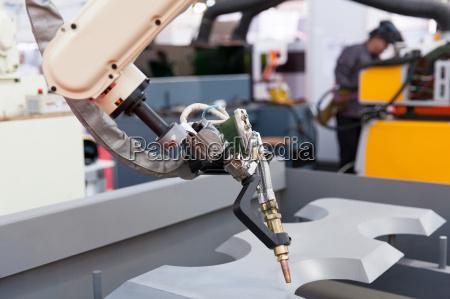 industrial acero fabricacion de trabajo funcional