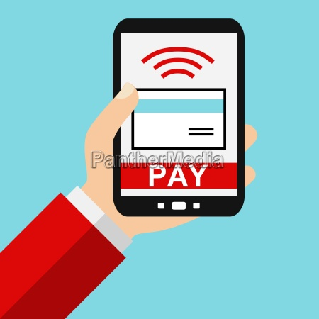 quick pay with your smartphone