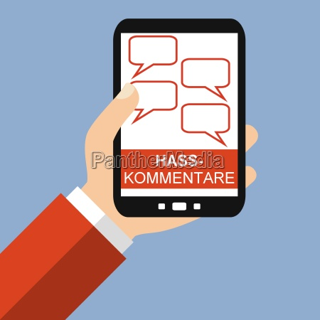 hass comments on the smartphone