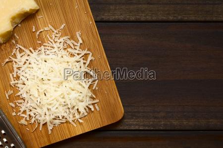 queso duro al igual que el