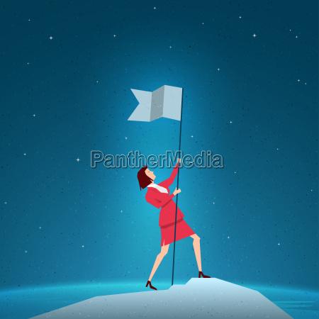 business concept vector illustration