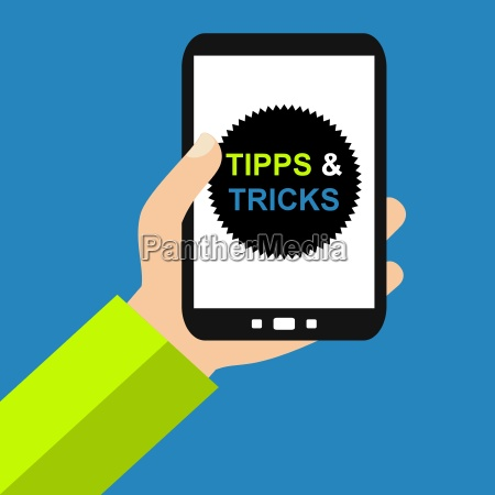 tips and tricks on the smartphone