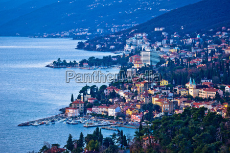 ciudad bahia croacia
