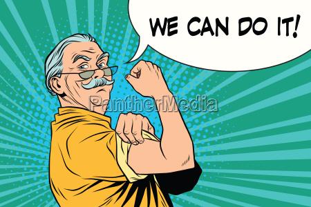 podemos hacerlo viejo