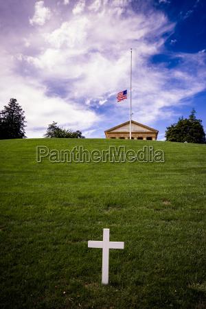eeuu virginia arlington cementerio nacional de