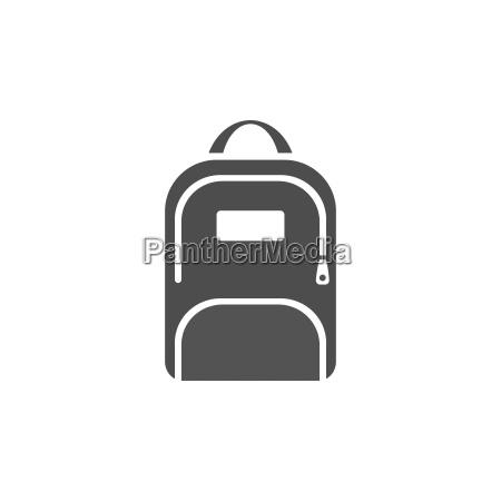 icono de la mochila