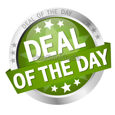button with text deal of the