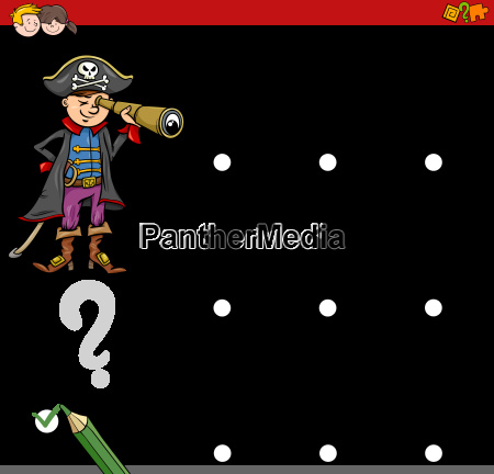 finding shadow game with pirate