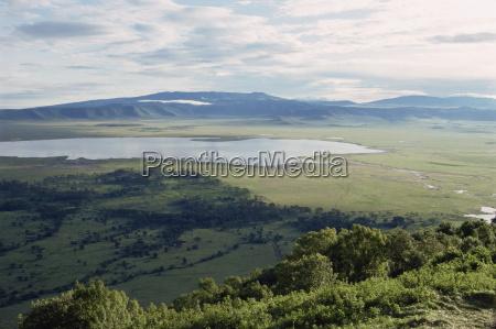 ngorongoro crater unesco world heritage site