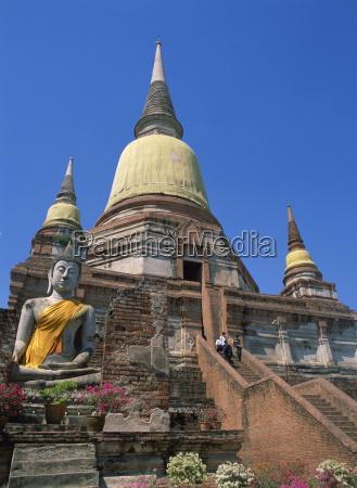 paseo viaje religioso templo asia buda