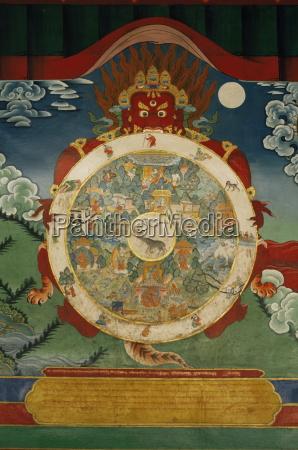 paseo viaje primer plano religioso arte