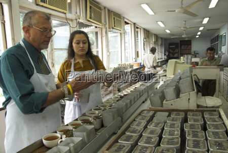 ravi kidwai especialista en te degustacion