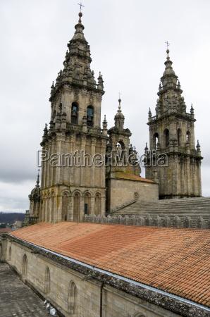 paseo viaje religioso catedral europa espanya
