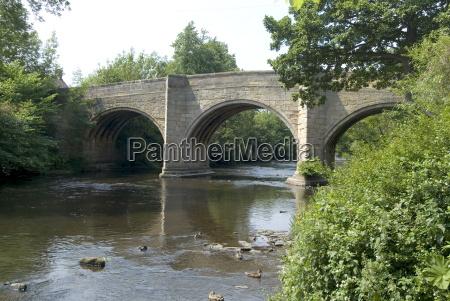 baslow bridge derbyshire peak district national