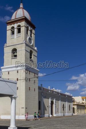religioso ciudad catedral america central al