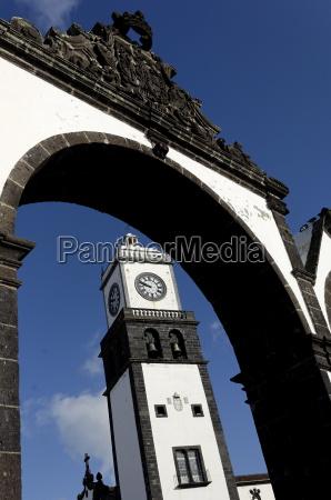 torre paseo viaje historico ciudad cultura