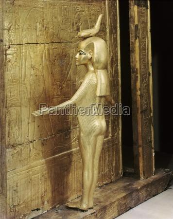 estatua, de, la, diosa, serket, que - 20748995
