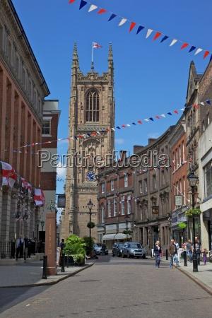 derby derbyshire england united kingdom europe