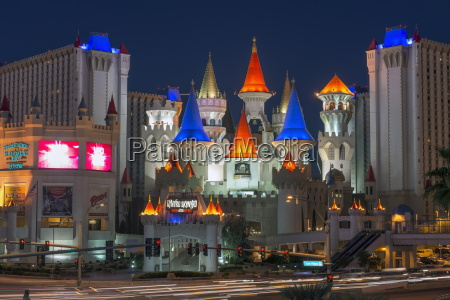 excalibur hotel and casinolas vegasnevadaestados unidos