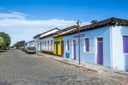 azul casa construccion paseo viaje arquitectura