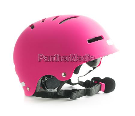 liberado aislado proteger casco bicicleta seguridad