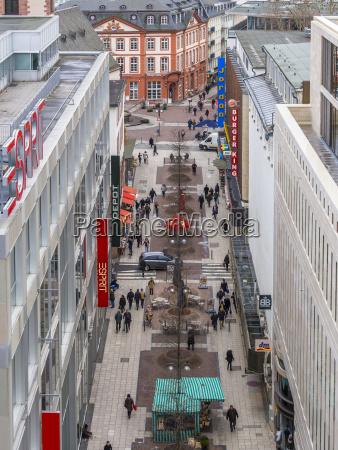 personas gente hombre ciudad alemania compras