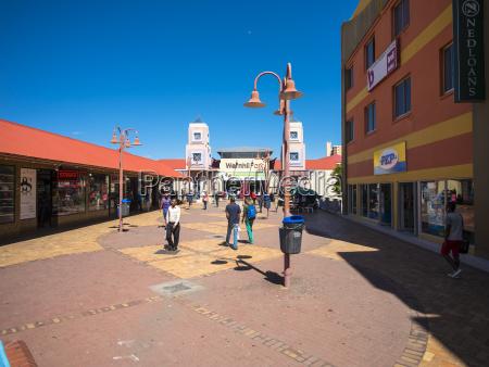 namibia windhoek wernhil park en post